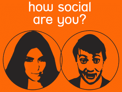How Social Are You?