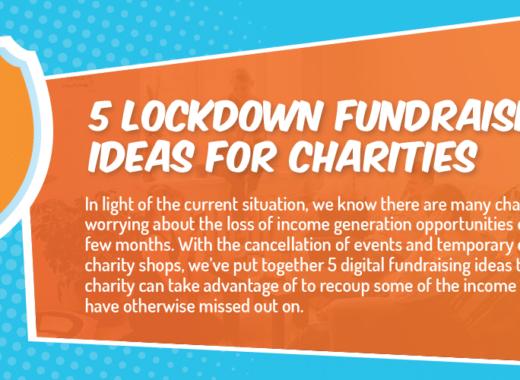 5 Lockdown Fundraising Ideas for Charities