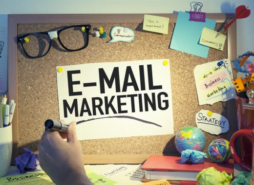 '5 Tips for A Successful Email Marketing Campaign'