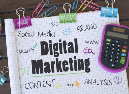 Calculating the return of investment for digital marketing