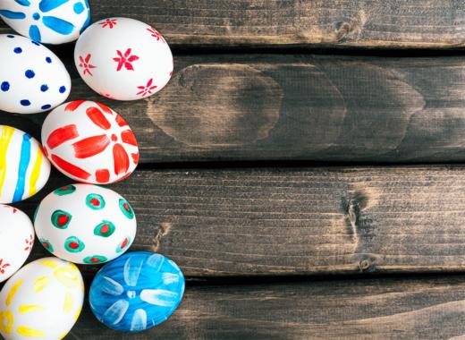 Easter Egg Heads
