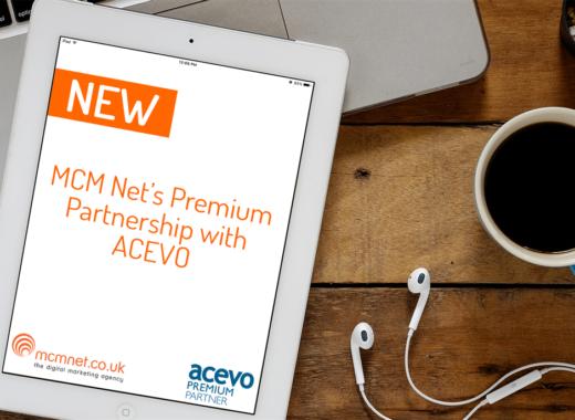 MCM Net's Premium Partnership with ACEVO