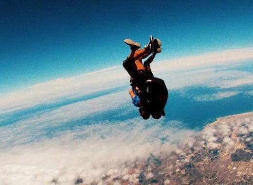 MCM Net's Skydive