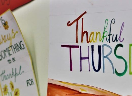 Thankful Thursdays: New Wellbeing Initiative