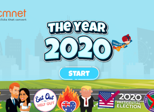'The Year 2020' Game Launch