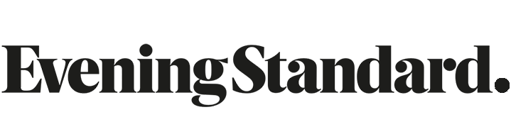 Evening Standard black logo