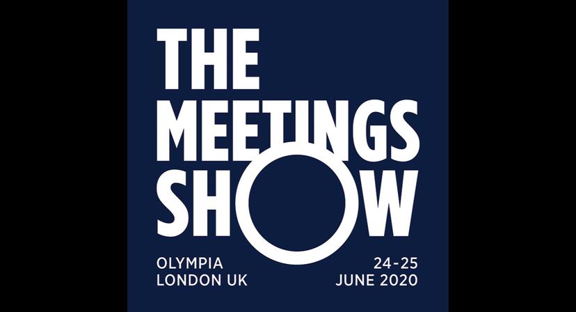 the meetings show logo
