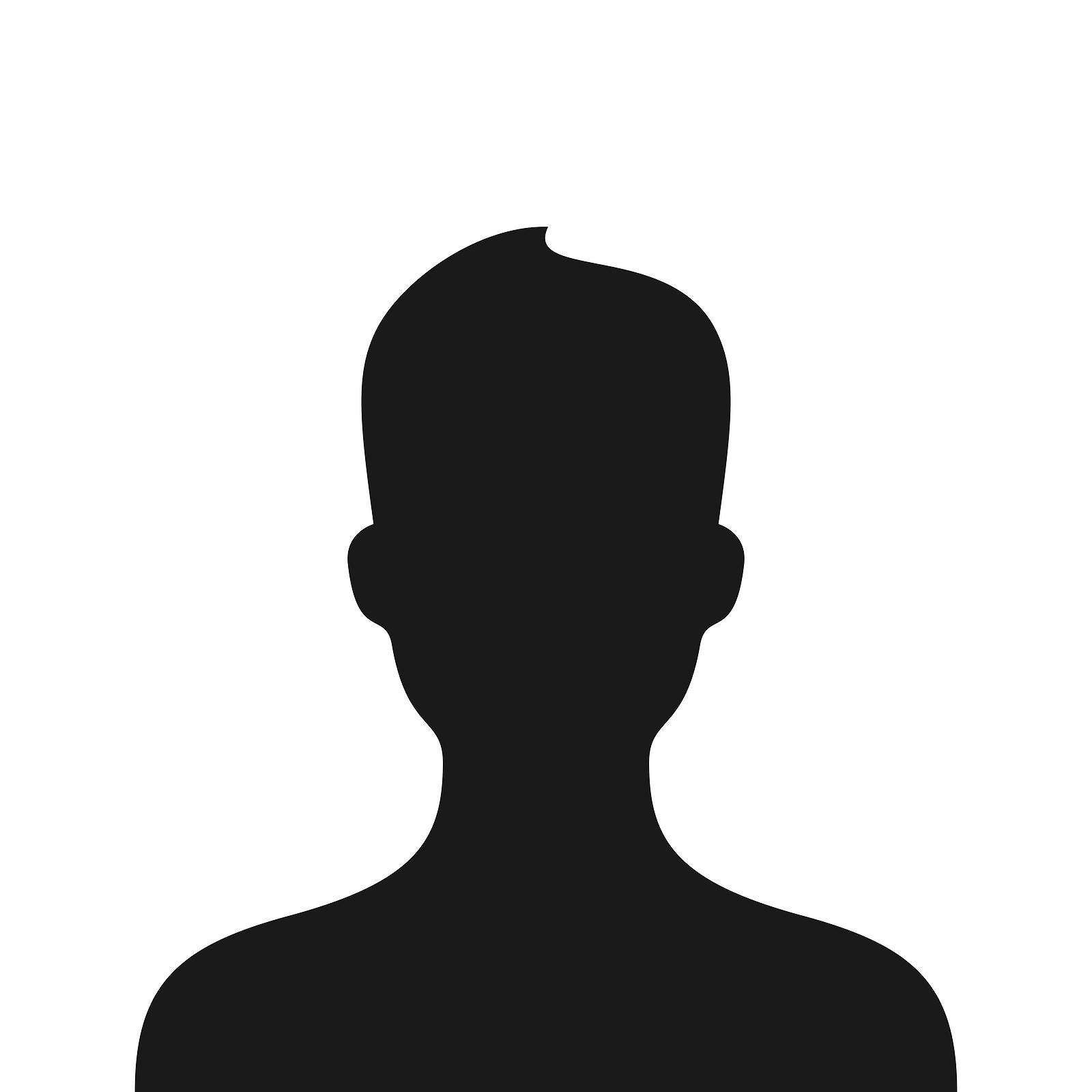 silhouette-head